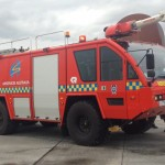 Ultra-Large Heavy Firefighting Vehicle