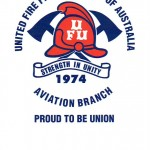 UFU Aviation branch logo