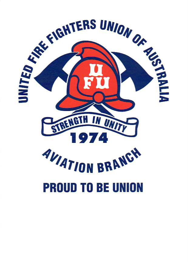 UFU Aviation branch logo